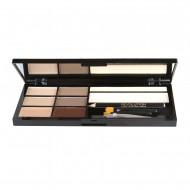 Палетка теней для бровей MakeUp Revolution Ultra Brow Palette Fair to Medium: фото