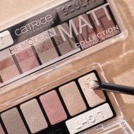 Тени для век CATRICE The Modern Matt Collection Eyeshadow Palette 010 матовые: фото