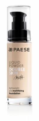 Тональный крем для жирной и комбинированной кожи Paese Matt Liquid Powder Double Skin тон 20 М: фото