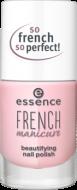 Лак для ногтей French Manicure Essence 01 girl's best FRENCH: фото