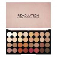Палетка теней Makeup Revolution Ultra 32 Eyeshadow Palette Flawless 3 Resurrection: фото