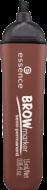 Маркер для бровей Brow marker Essence 20 для брюнеток: фото