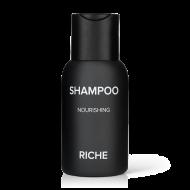 Беcсульфатный питательный шампунь Riche Cosmetics (хит) 50мл: фото