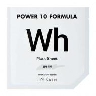 Тканевая маска It's Skin Power 10 Formula, выравнивающая тон, 25мл: фото