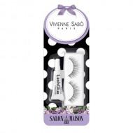 Накладные ресницы Vivienne Sabo/False eyelashes/Faux cils: фото