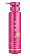Кератиновый шампунь для волос Jenoris Keratin Shampoo - Sodium Chloride Free 250 мл: фото