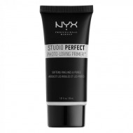 Основа под макияж NYX PROFESSIONAL MAKEUP STUDIO PERFECT PRIMER - CLEAR 01: фото
