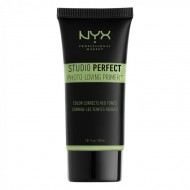 Основа под макияж NYX PROFESSIONAL MAKEUP STUDIO PERFECT PRIMER - GREEN 02: фото