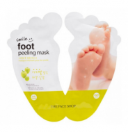 Маска-пилинг для ног THE FACE SHOP Smile foot peeling mask 20 мл: фото
