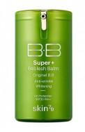 Отзывы ВВ-крем SKIN79 Super plus beblesh balm triple functions SPF30 (Green) 40г