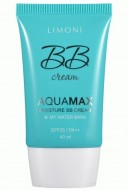 BB-крем увлажняющий LIMONI Aquamax moisture BB-cream тон №1 40 мл: фото
