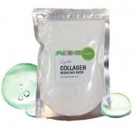 Альгинатная маска с коллагеном LINDSAY Premium Collagen Modeling Mask Pack (Zipper) 240г: фото