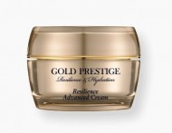 Увлажняющий крем для упругости кожи OTTIE Gold Prestige Resilience Advanced Cream 50мл: фото