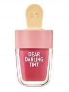 Увлажняющий гелевый тинт для губ ETUDE HOUSE Dear Darling Water Gel Tint №004 Red Bean Red: фото