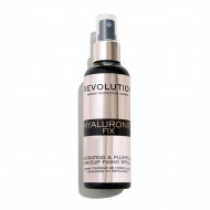 Спрей для фиксации макияжа MAKEUP REVOLUTION Hyaluronic Fix: фото