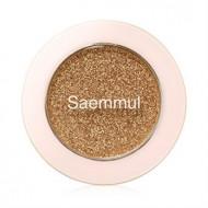 Тени для век с глиттером THE SAEM Saemmul Single Shadow (Glitter) YE02 1,6гр: фото