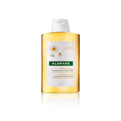 Шампунь с Ромашкой для светлых волос Klorane Blond hair 200мл: фото