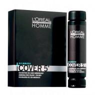 Тонирующий гель без аммиака L'Oréal Professionnel Homme Cover 5' № 7 Блондин 3*60 мл: фото
