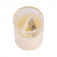 Точилка круглая THE SAEM Circle Pencil Sharpener: фото