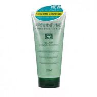 Шампунь-скраб для волос и кожи головы отшелушивающий Welcos Around Me Scalp Scaling Shampoo 230мл: фото