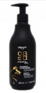 Шампунь питательный для волос на основе масла Аргана Dikson ARGABETA BEAUTY SHAMPOO 500мл: фото