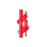 Тинт для губ двойной THE SAEM Two Texture Tint RD01 Half&Half Red 8гр: фото