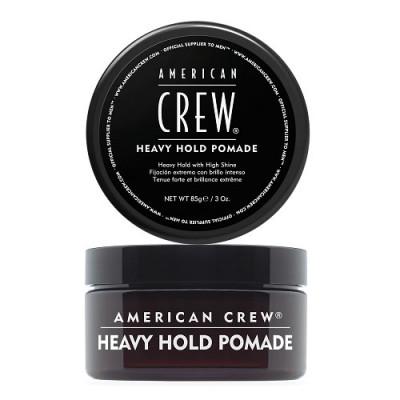Помада жесткой фиксации American Crew HEAVY HOLD POMADE 85г: фото