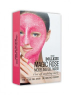 Маска для лица гелевая с розой Baviphat Urbandollkiss Magic Rose Modeling Gel Mask 50г/5г: фото