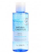 Средство двухфазное для снятия макияжа с термальной водой THE SAEM Natural Condition Sparkling Lip & Eye Remover 155мл: фото