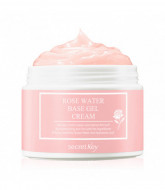 Гель-крем с экстрактом розы SECRET KEY Rose water base gel cream 100гр: фото