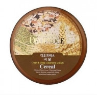Крем для лица очищающий зерновой PREMIUM DEOPROCE CLEAN & DEEP CEREAL CLEANSING CREAM 300г: фото