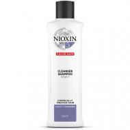 Шампунь Очищающий Nioxin System5 300мл: фото