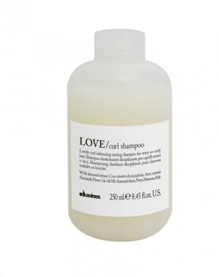 Шампунь для усиления завитка Davines LOVE lovely curl enhancing shampoo 250 мл: фото