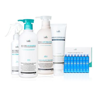 Набор Lador Keratin Hair Clinic Set: фото