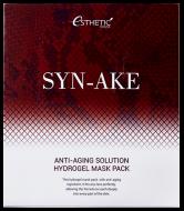 Маска для лица гидрогелевая ESTHETIC HOUSE SYN-AKE ANTI-AGING SOLUTION HYDROGEL MASK PACK 5шт: фото