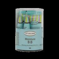 Тональный крем RIVECOWE Beyond Beauty Moisture BB SPF43 РА+++ 5мл*5шт: фото