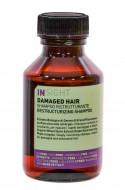 Шампунь для поврежденных волос INSIGHT DAMAGED HAIR 100 мл: фото