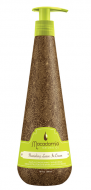 Кондиционер несмываемый питательный с маслом арганы и макадамии Macadamia Nourishing Leave-In Cream 300мл: фото