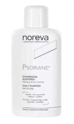 Шампунь для ежедневного применения, Noreva, Psoriane 125 мл: фото