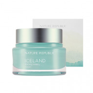 Крем для лица питательный NATURE REPUBLIC Iceland Nourishing Watery Cream 50 мл: фото