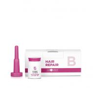 "Лосьон восстанавливающий ""B"" Hair Company Professional Double Action Repair Lotion 10мл*10: фото"