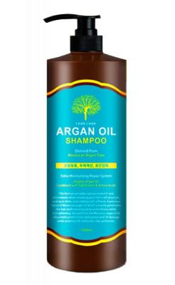 Шампунь для волос АРГАНОВЫЙ EVAS Char Char Argan Oil Shampoo 1500 мл: фото