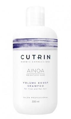 Шампунь для придания объема Cutrin AINOA Volume Boost 300 мл: фото