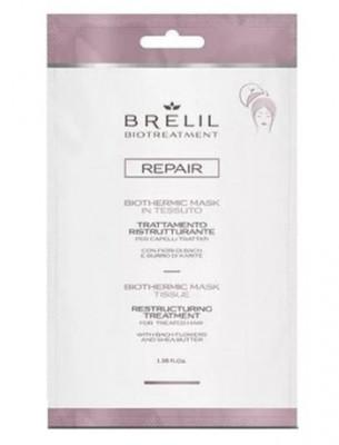 Экспресс-маска для волос восстанавливающая Brelil Biotreatment Reconstruction Repair 35мл: фото
