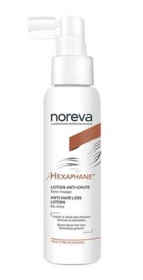 Лосьон против выпадения волос Noreva Hexaphane Lotion Anti-Chute 100 мл: фото